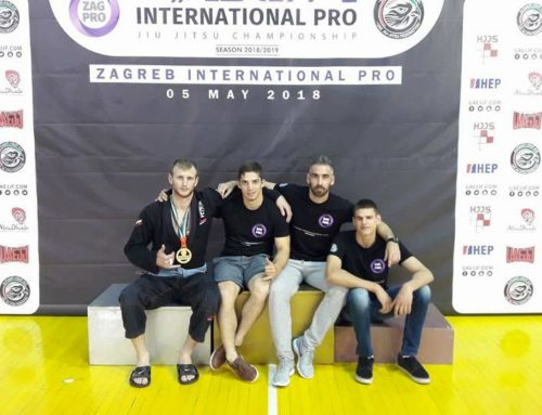 Zagreb International Pro Jiu-jitsu Championship
